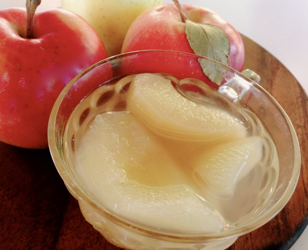 Eva's apple compote