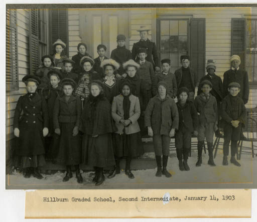 Hillburn - School
