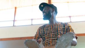 Mashobane Moruthane, Music & Movement Instructor